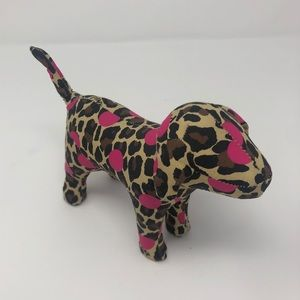 Leopard Stuff Dog